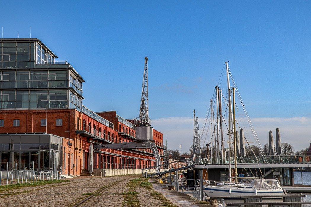 Bootshafen Lübeck