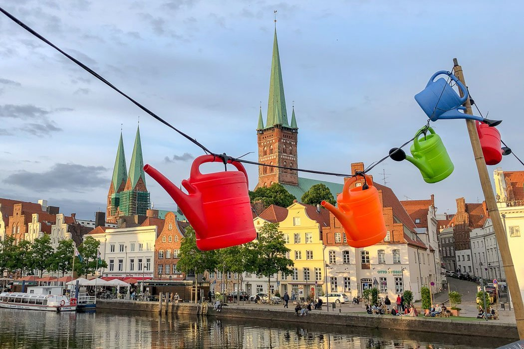 Deko Hanse Kultur Festival