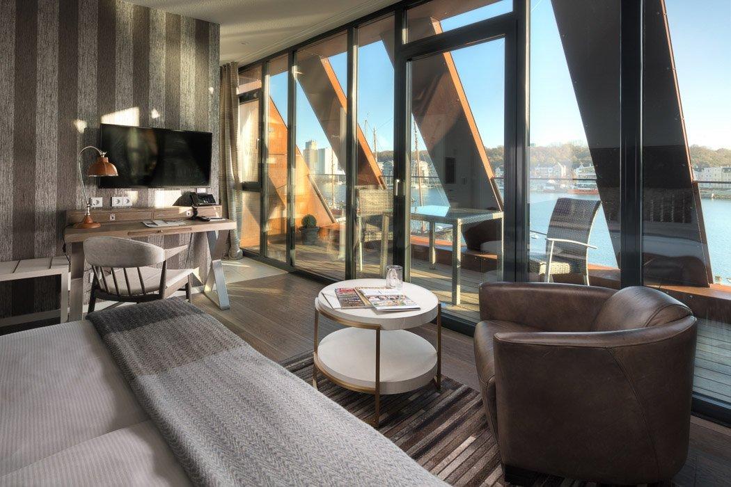 Hotel Hafen Flensburg Zimmer