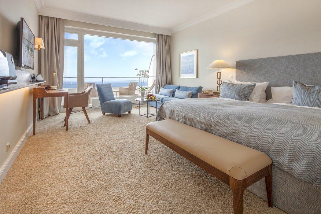 Hotel Seeschlösschen Zimmer