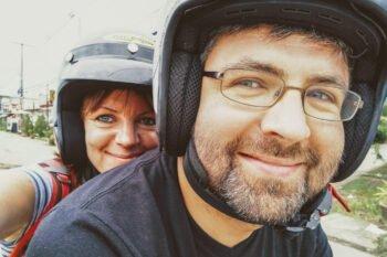 Swen und Mandy vom Reiseblog MARO Effekt