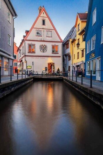 Bach in Altstadt