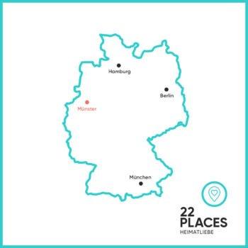 Wo liegt Münster?