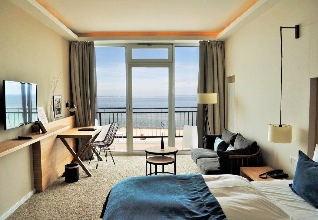 Seehuus Hotel Zimmer