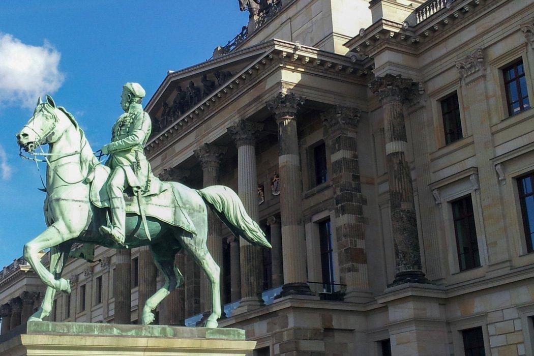 Reiterstatue Braunschweig