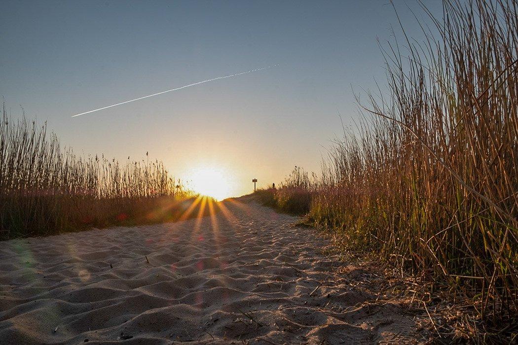 Strand Cuxhaven