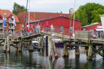 Eckernförde Holzbrücke