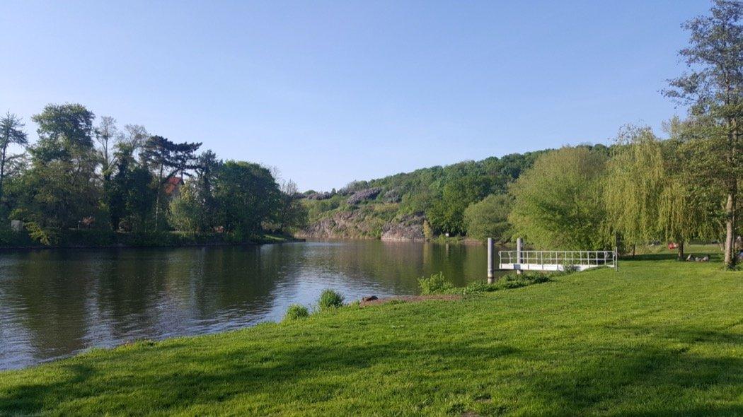 Park in Halle