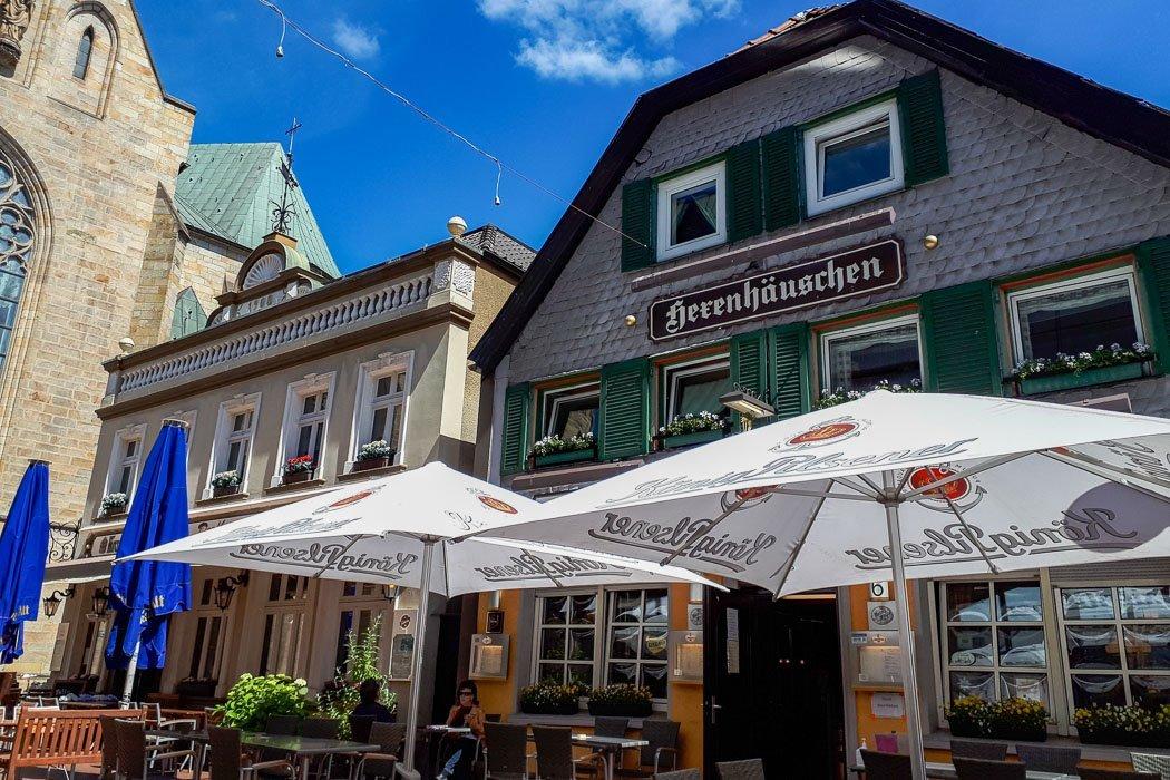Hexenhäuschen Gelsenkirchen