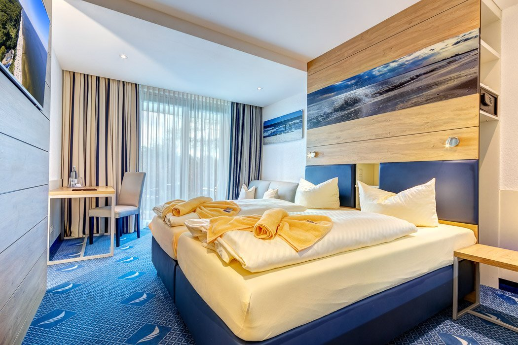 Hotel Seeklause Zimmer