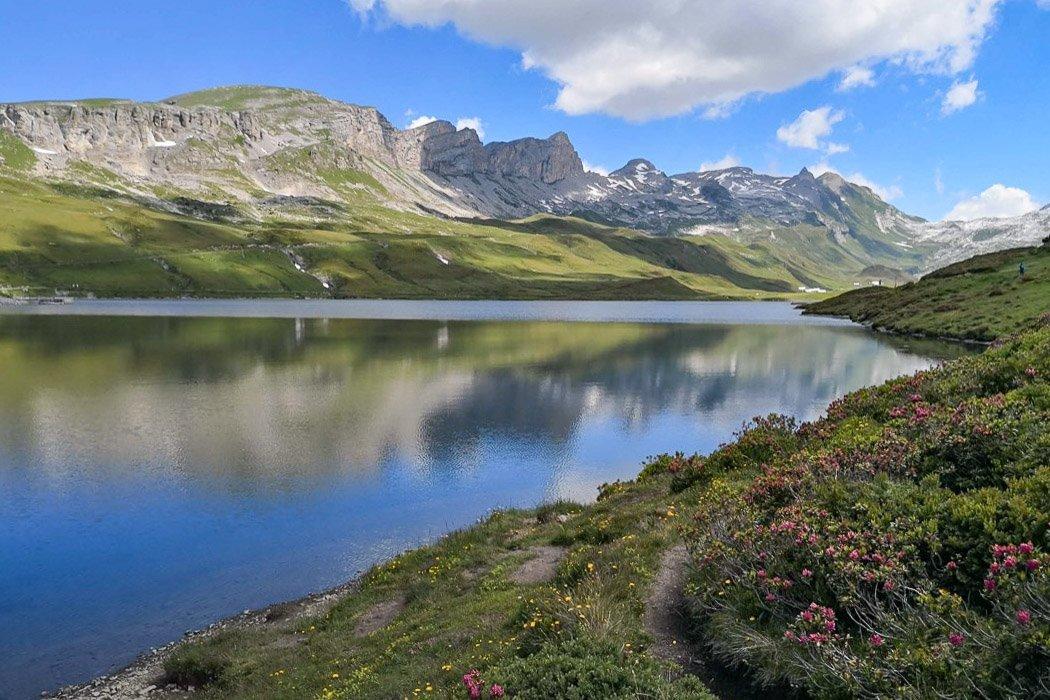 Bergsee Melchsee-Frutt