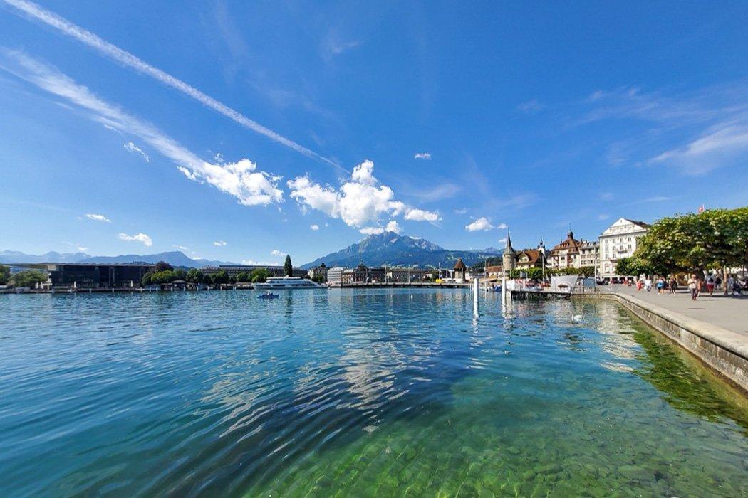 Seepromenade Luzern