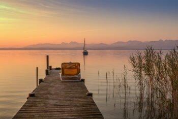 Urlaub am Chiemsee: Die besten Tipps einer Einheimischen