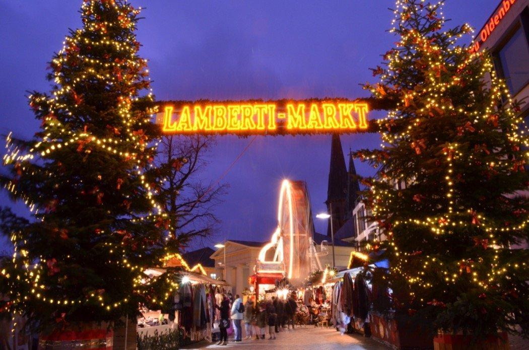 Weihnachtsmarkt in Oldenburg
