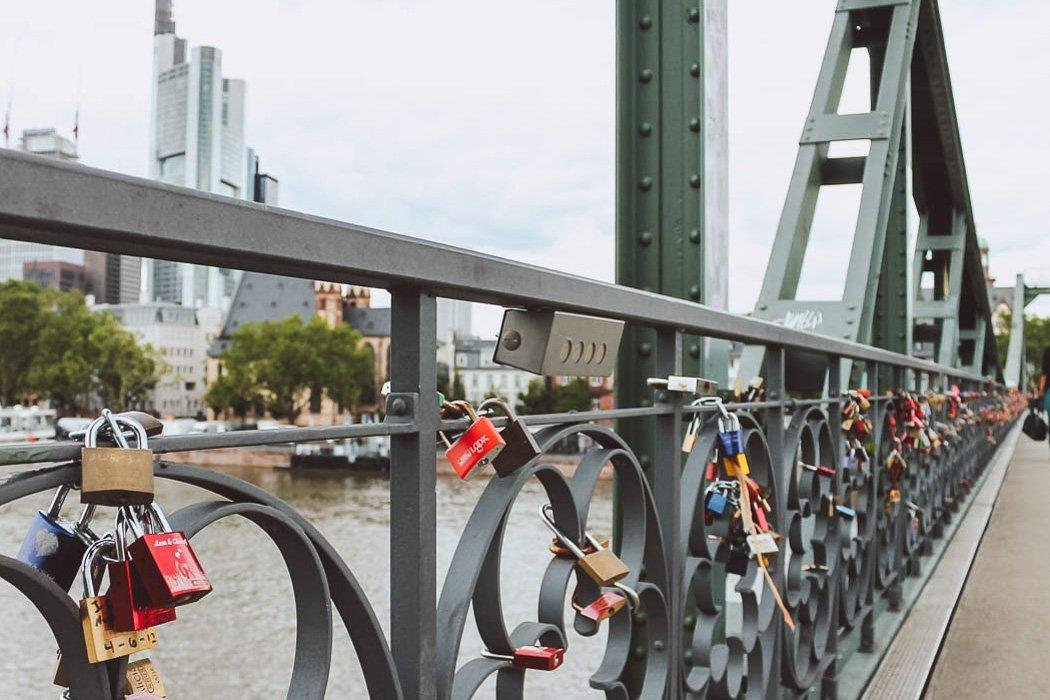 Eiserner Steg Frankfurt