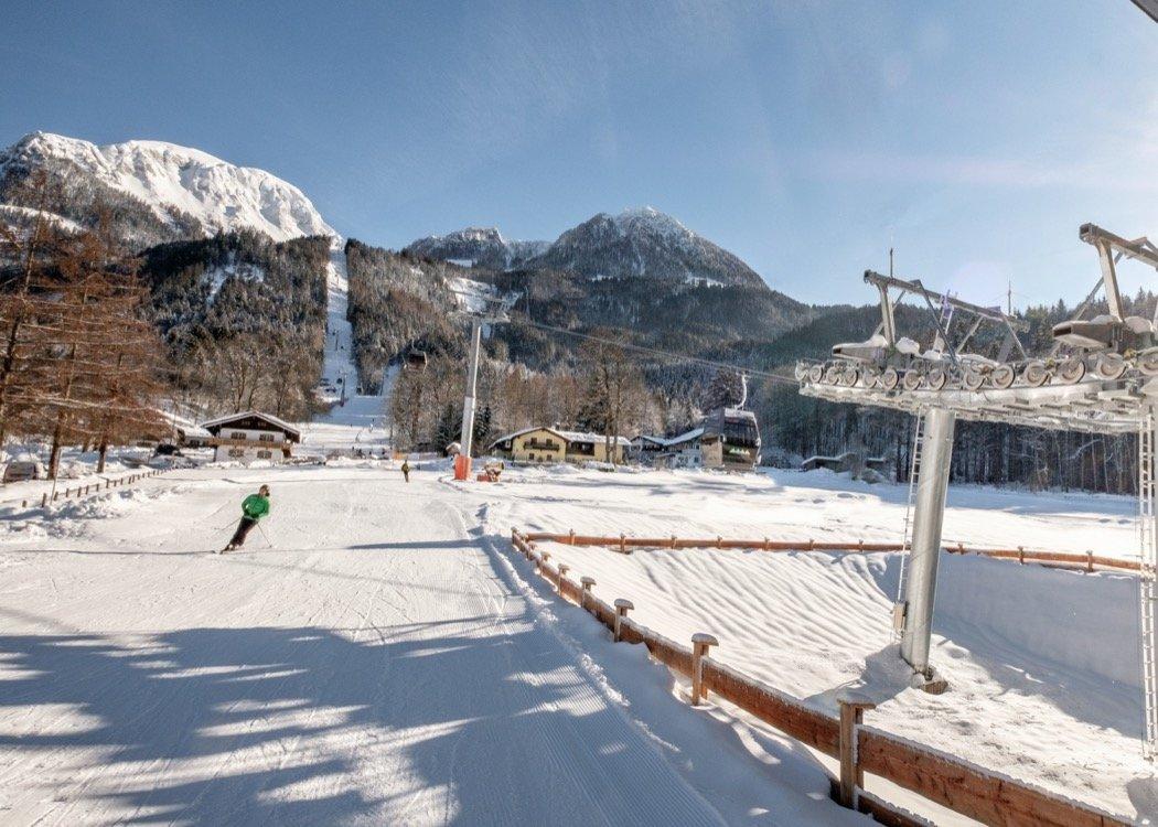 Jenner Skigebiet