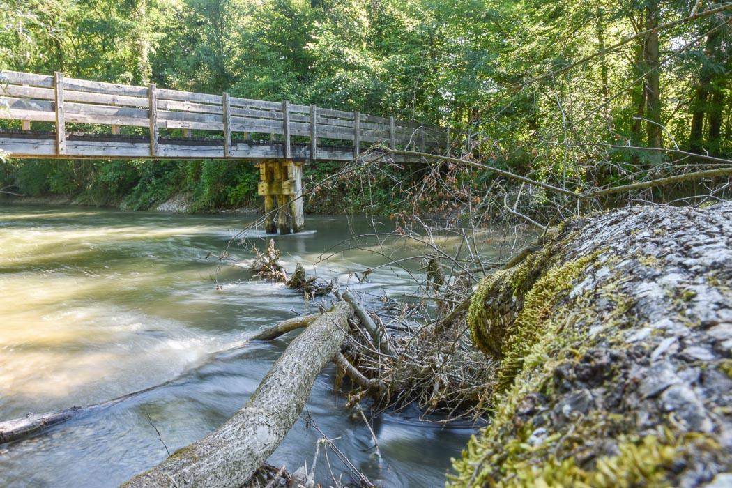 Brückenweg Wasserschloss