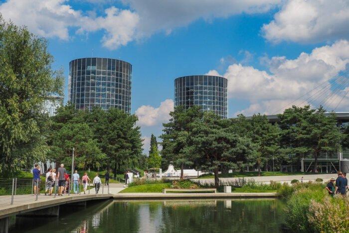 Autostadttürme Wolfsburg