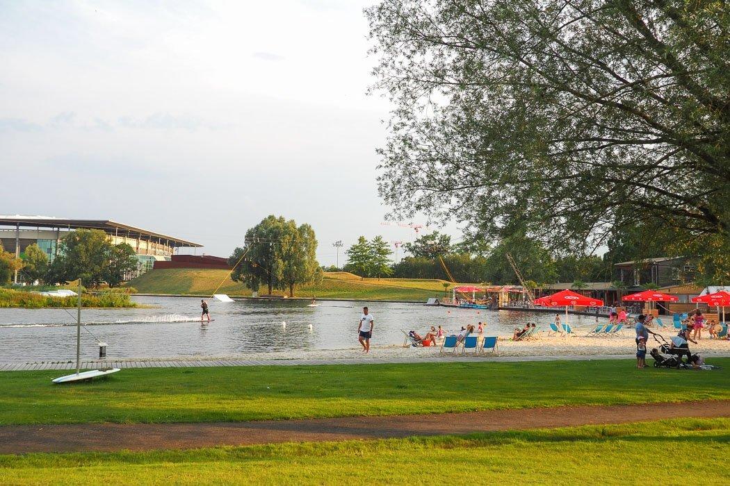 Wakepark Wolfsburg