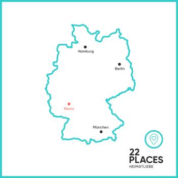Wo liegt Mainz?