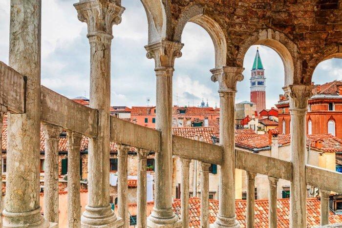 Die 22 schönsten Sehenswürdigkeiten in Venedig