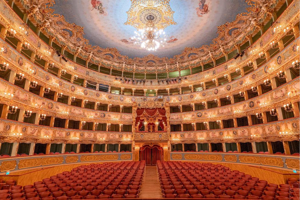 Opernhaus von innen