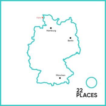 Wo liegt Föhr?