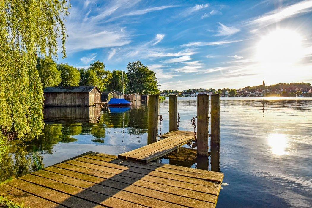 Malchow - Mecklenburgische Seenplatte