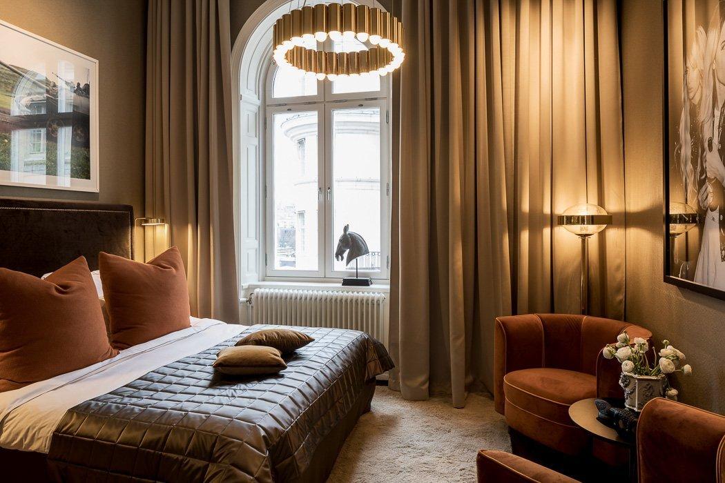 Das Hotel Lydmar