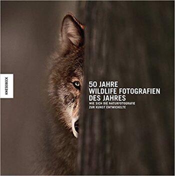 Buch 50 Jahre Wildlife Fotografien