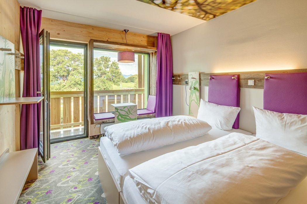 Zimmer Explorer Hotel im Allgäu