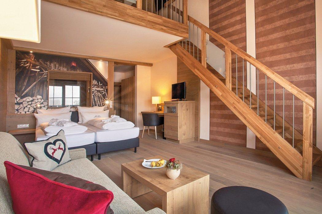 Zimmer Panoramahotel Oberjoch im Allgäu