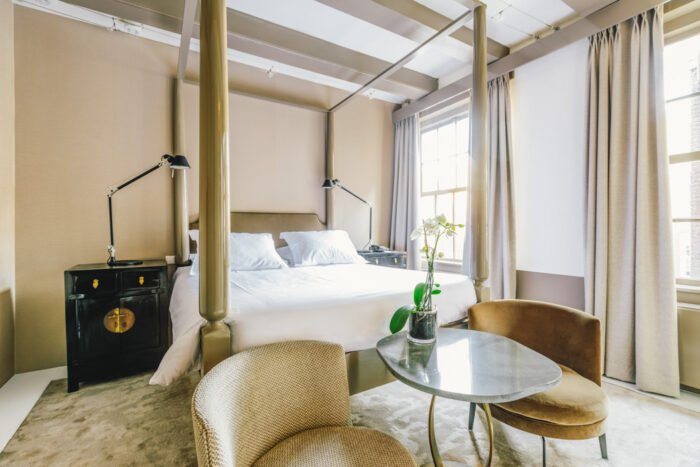 11 besondere Design & Boutique Hotels in Amsterdam