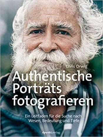 Buch Authentische Portraits fotografieren