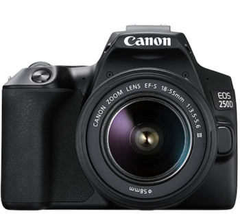 Canon EOS 250D Spiegelreflexkamera