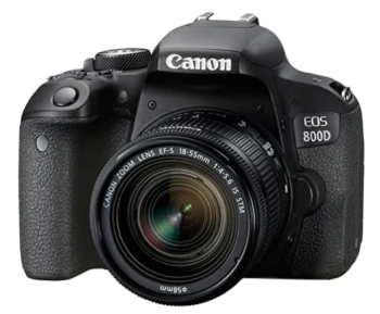 Canon EOS 800D Spiegelreflexkamera