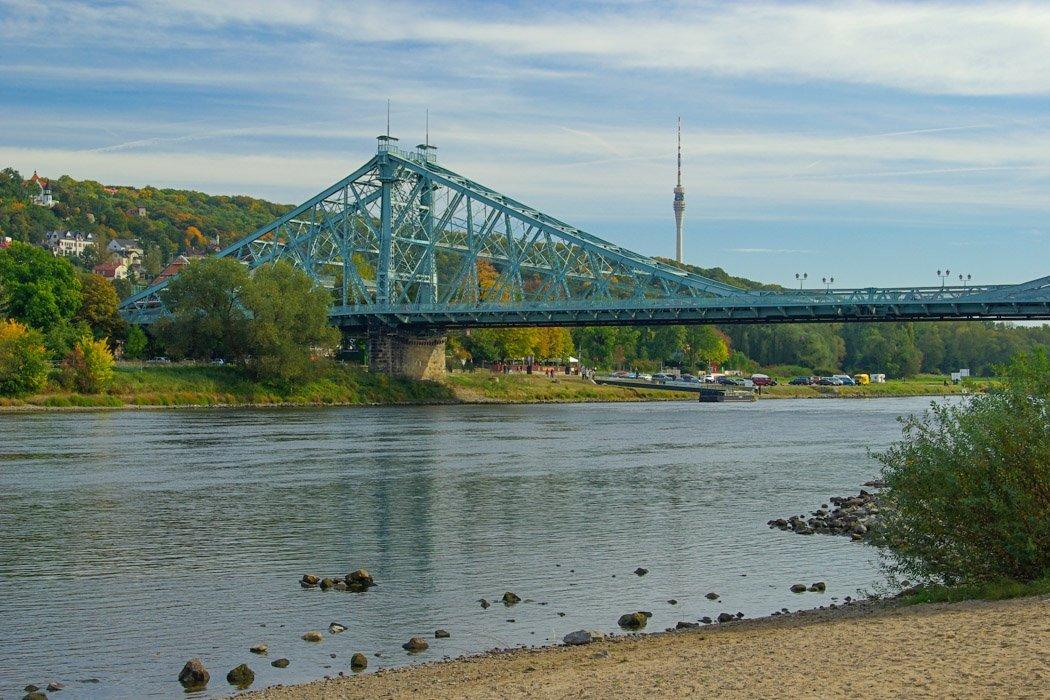 Die Loschwitzer Brücke
