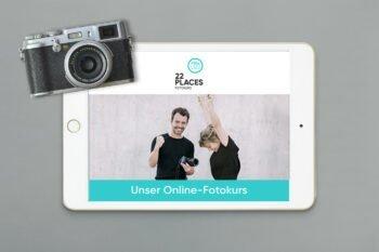 Online Fotokurs: Einfach fotografieren lernen