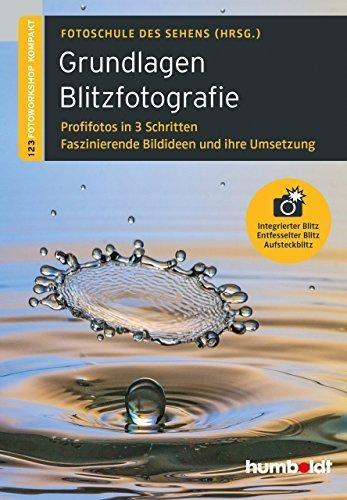 Buch Grundlagen Blitzfotografie