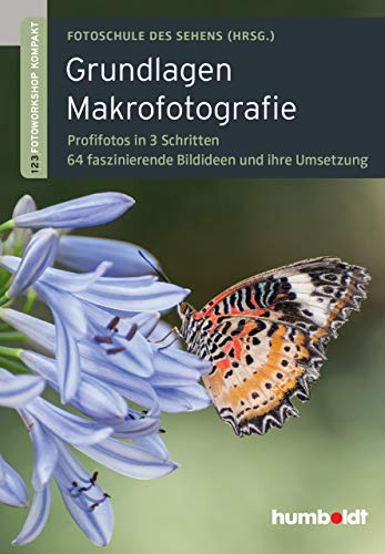 Buch Grundlagen Makrofotografie