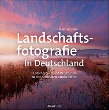 Buch Landschaftsfotografie Deutschland