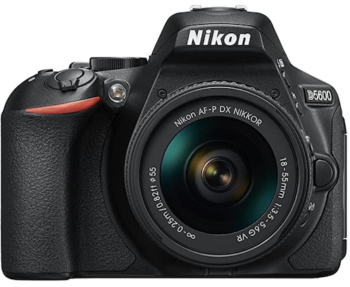 Nikon D5600 Spiegelreflexkamera