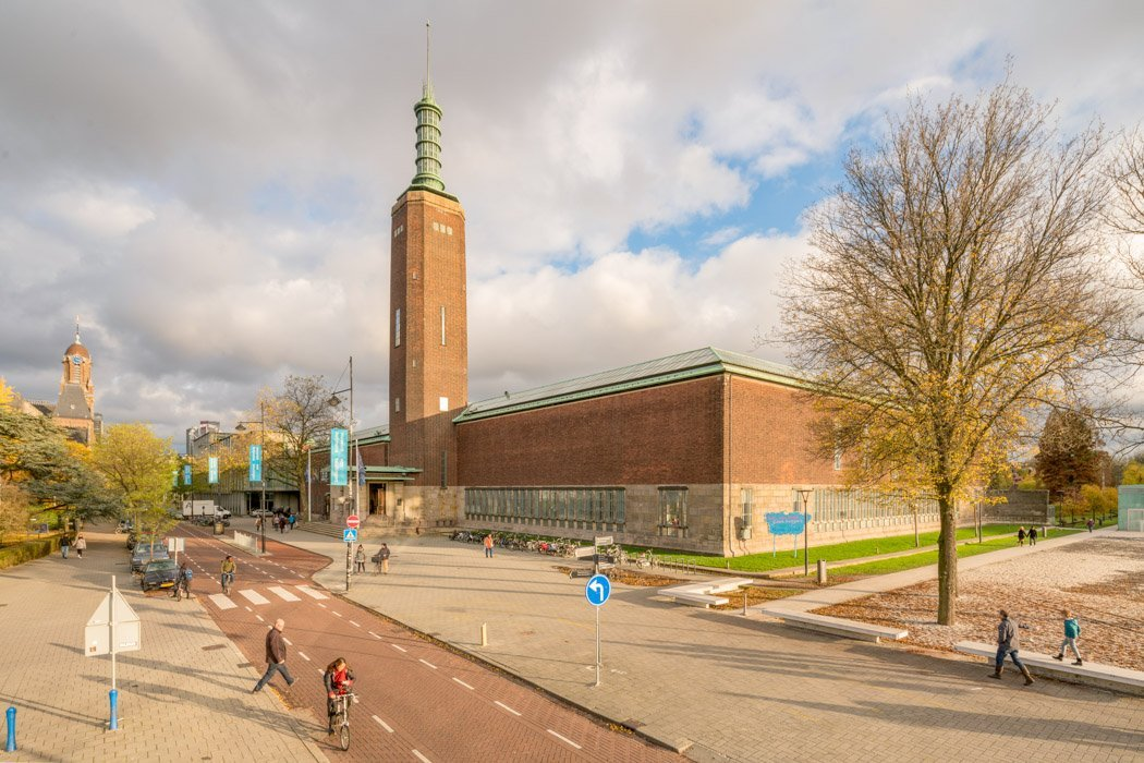 Das Boijman Museum Rotterdam