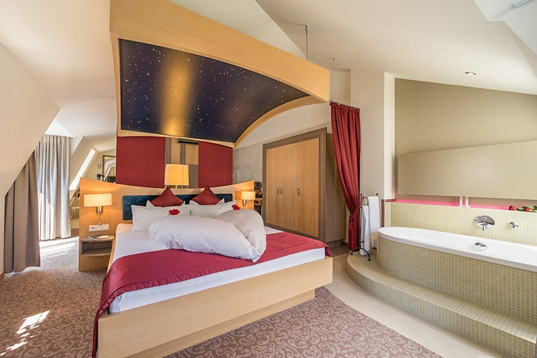 Zimmer Hotel Vila Ludwig im Allgäu