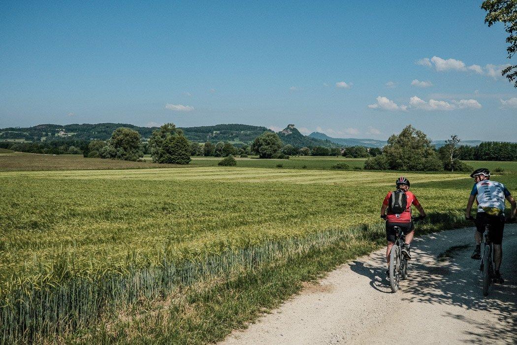 Fahrradtour Hegau