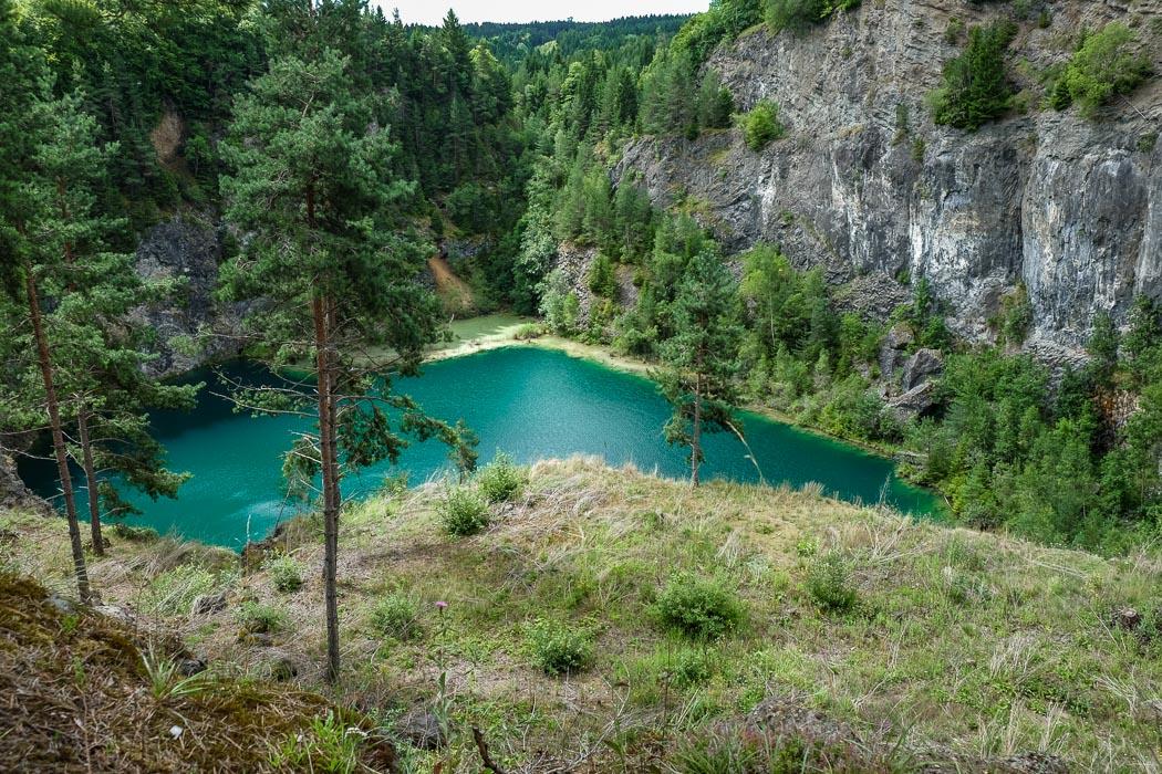 Höwenegg Kratersee Donauversinkung