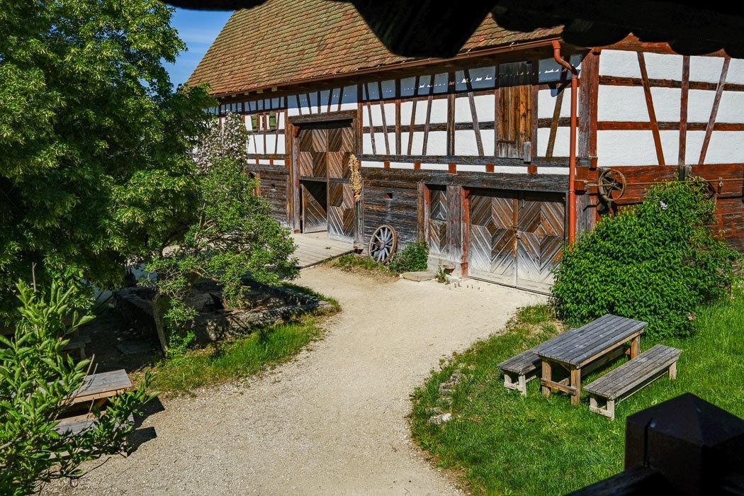 Freilichtmuseum Nuehausen Ob Eck