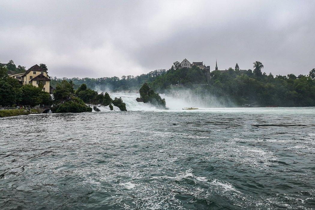 Neuhausen Schweiz Rheinfall