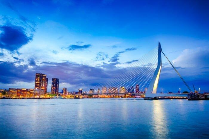 Die 22 besten Sehenswürdigkeiten in Rotterdam