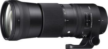 Sigma 150-600 C Teleobjektiv